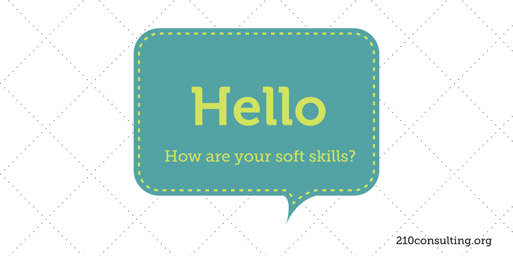 Soft Skills Make All the Difference