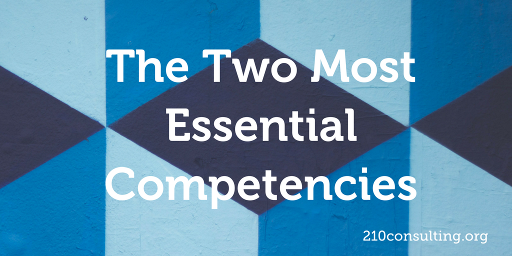 Critical Thinking and Professionalism: The Two Most Essential Competencies Employers Are Seeking