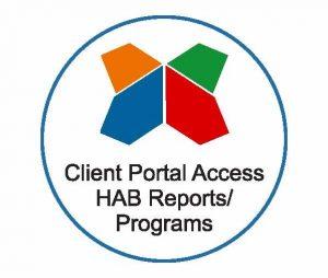 Client Portal Access - HAB Reports/Programs